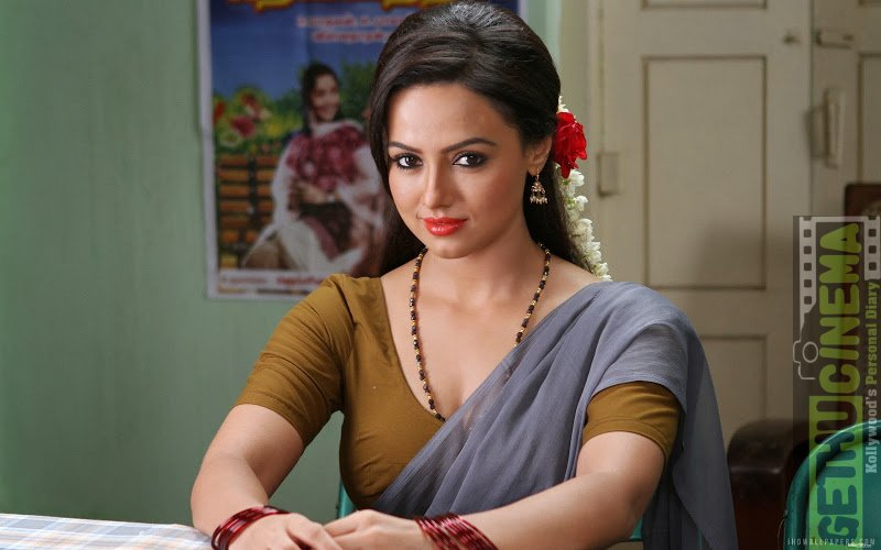 Is Sana Khan the fourth heroine ? the mystery revolving AAA - Gethu Cinema