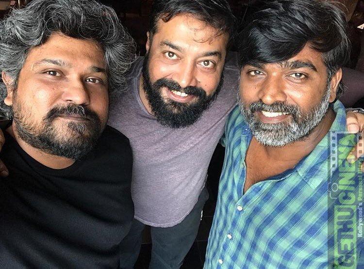 Anurag's next production venture has Vijay Sethupathi for an important role. - Gethu Cinema