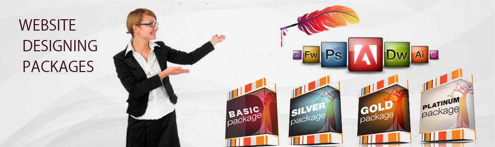 Best Website Design Packages in India