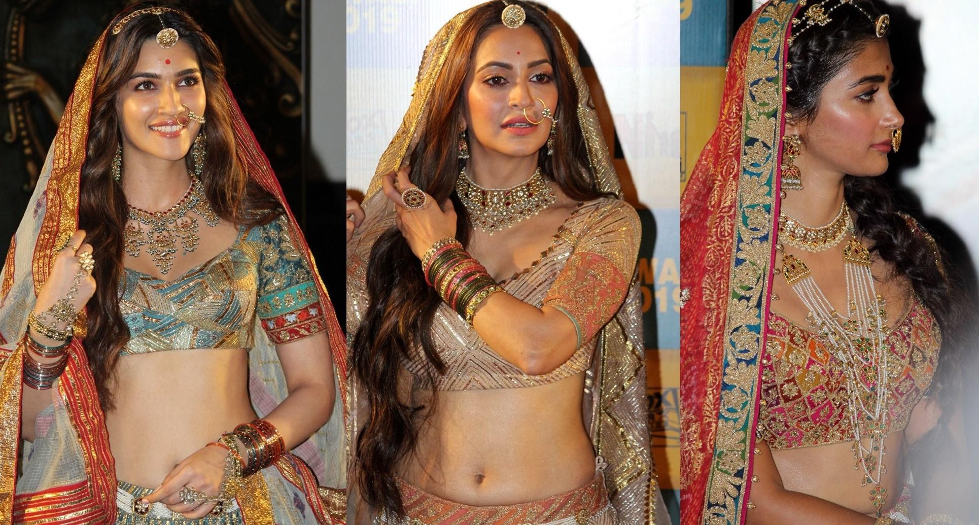 Housefull 4 Trailer Launch Stills | All Indian Models