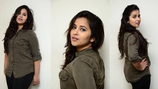 Komali Stills At Napoleon Second Song Pranama Launch In Radio City     All Indian Models