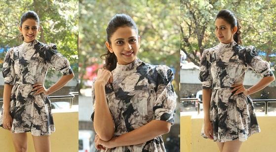 Rakul Preet Singh Stills At Khakee Movie Interview | | All Indian Models
