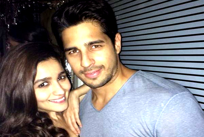 OMG Sidharth Malhotra confess his love for Alia Bhatt - YouTube