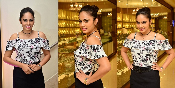 Nandita Swetha Stills At Sutraa Fashion Exhibition | | All Indian Models