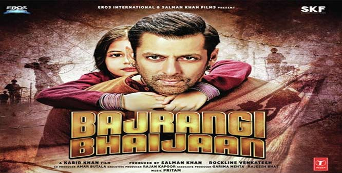 Bajrangi Bhaijaan Movie Released in China Across 8000 Screens