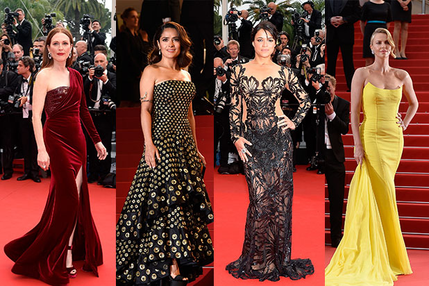 The Scene at Cannes 2015: Red Carpet Premieres and Beyond (Updating Photos)