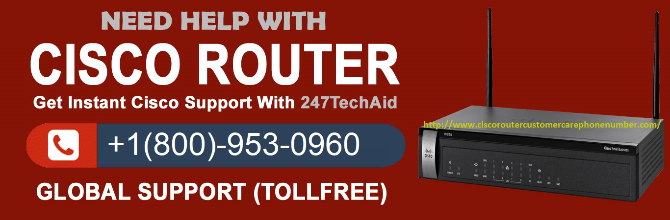 Cisco Technical Support  1-800-953-0960 helpline number