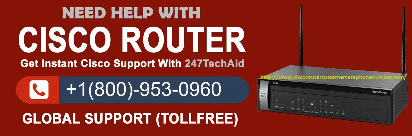 Cisco Technical Support  1-800-953-0960 helpline number