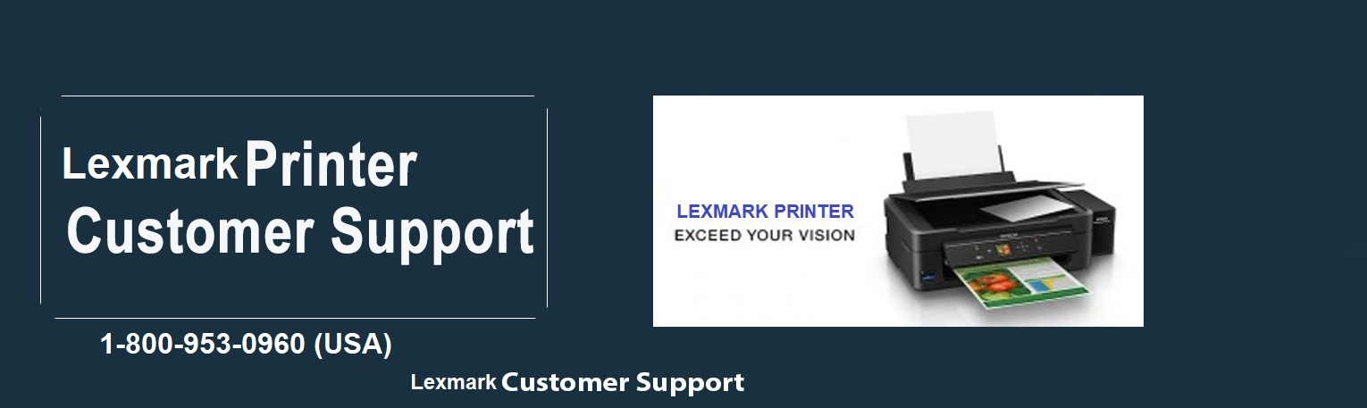 Lexmark Technical Support | Helpline Number – 1-800-953-0960 | support.Lexmark.com