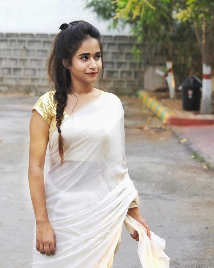 Indian Model Deepthi Sunaina Sexy Photos | All Indian Models