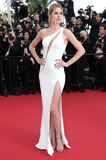 Doutzen Kroes Hot Photos From Cannes 2015