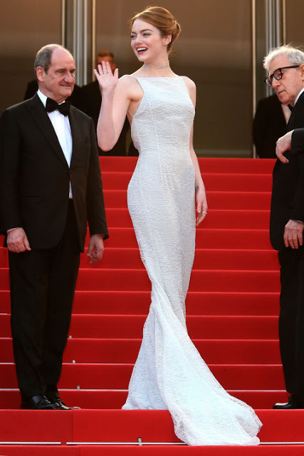 Emma Stone Hot Photos From Cannes 2015