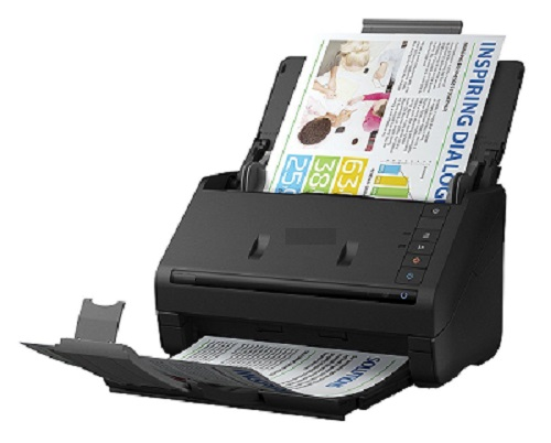 How to print a document or photo in Mac with Epson Printer?