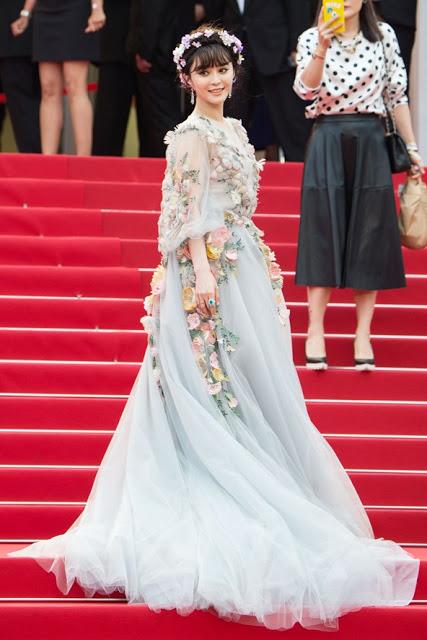 Fan Bingbing Beautiful Photos From Cannes 2015
