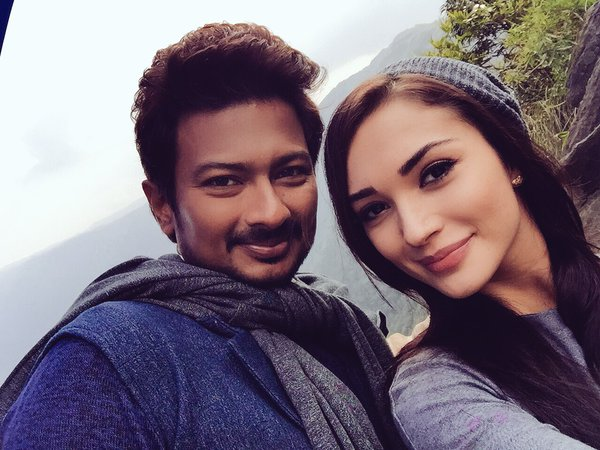 Gethu Movie New Stills | Udhayanishi Stalin | Amy Jackson | Latest | 2015 | Tamil