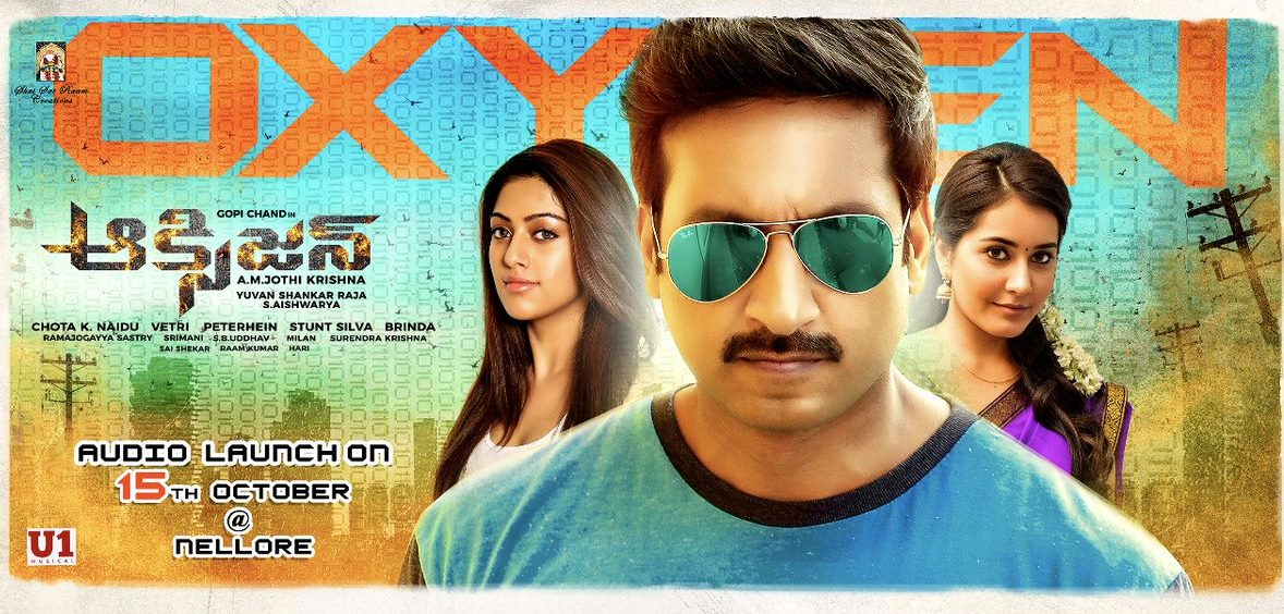 Gopichand's Oxygen Movie Total Box-Office Collections | SouthColors