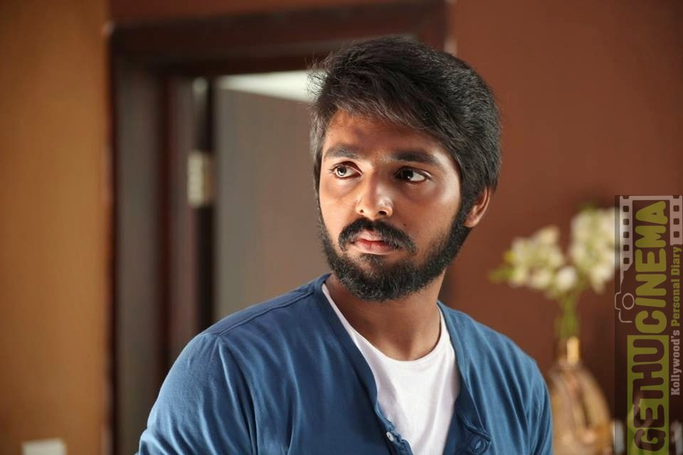 GVP and fun in the sets of Ayngaran- Mahima shares - Gethu Cinema