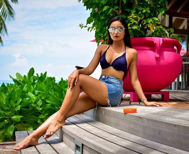 Tridha Choudhury Hot Bikini Pics   Indian Girls Villa - Celebs Beauty, Fashion and Entertainment
