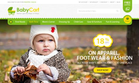 Download Opencart Website Templates