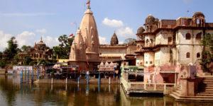 Govardhan Temple Uttar Pradesh For Tourist, History,Tempo Traveller- PENTAAZ