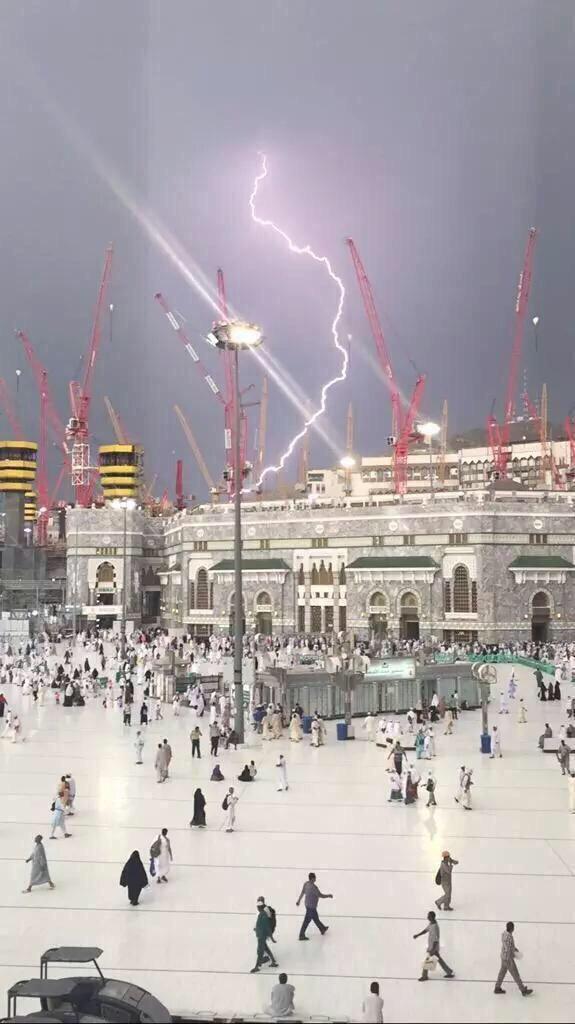 Mecca Crane Crashes | Accident | 2015 | Masjid al-Haram | Saudi Arabia | Grand Mosque