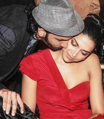 Pics that prove Deepika Padukone and Ranveer Singh are madly in love