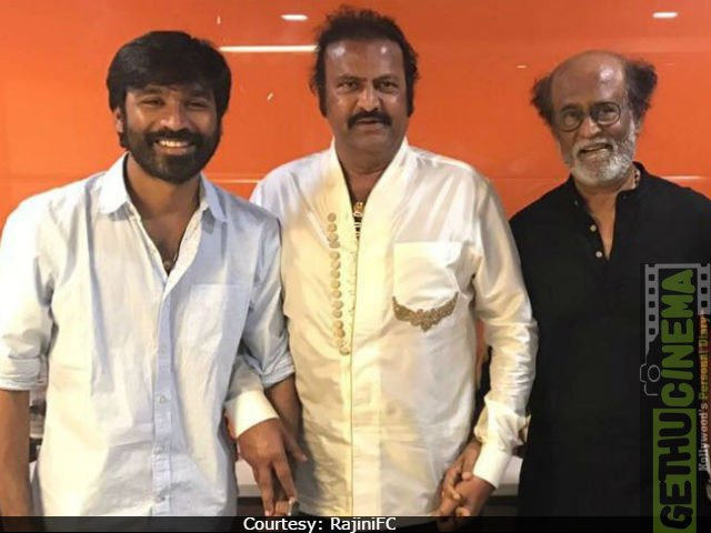 Power Paandi rides to Telugu on Superstar's suggestion - Gethu Cinema