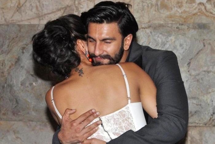 Ranveer on Deepika says She is special - YouTube