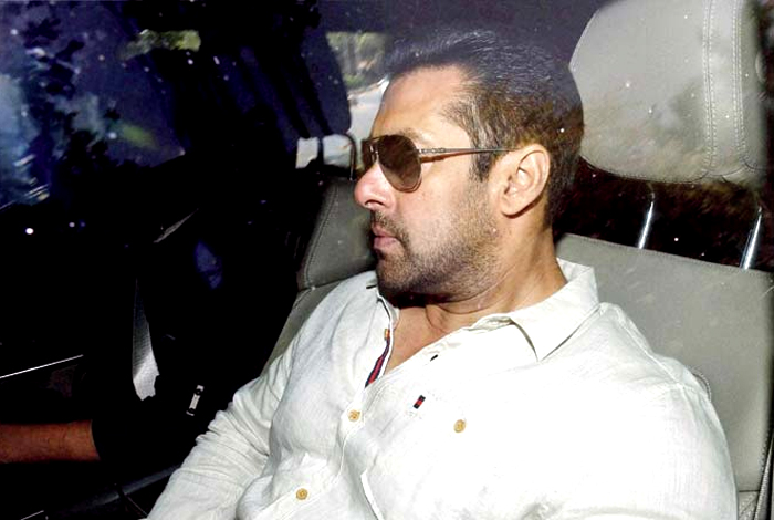 Salman Khan worried about verdict in court cases - YouTube