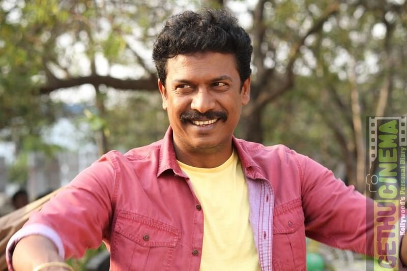 Samuthirakani and Athulya Ravi in Mugavaree director's next - Gethu Cinema