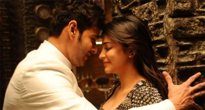 Mahesh Babu Shruti Hasan in AR Murugadoss Film