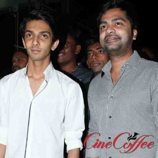 Cops issue summon to Simbu, Anirudh