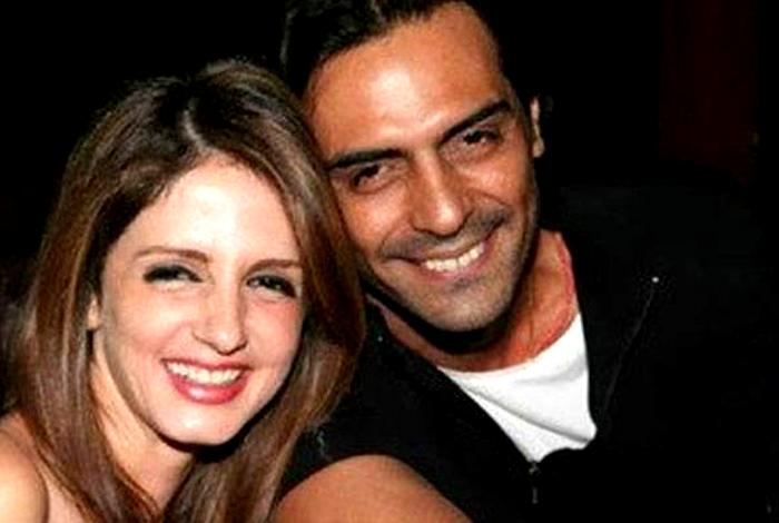 Hrithik Roshan EX Wife Suzanne Khan secretly dating Arjun Rampal
