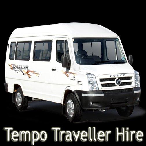 Best Tempo Traveller Booking Delhi