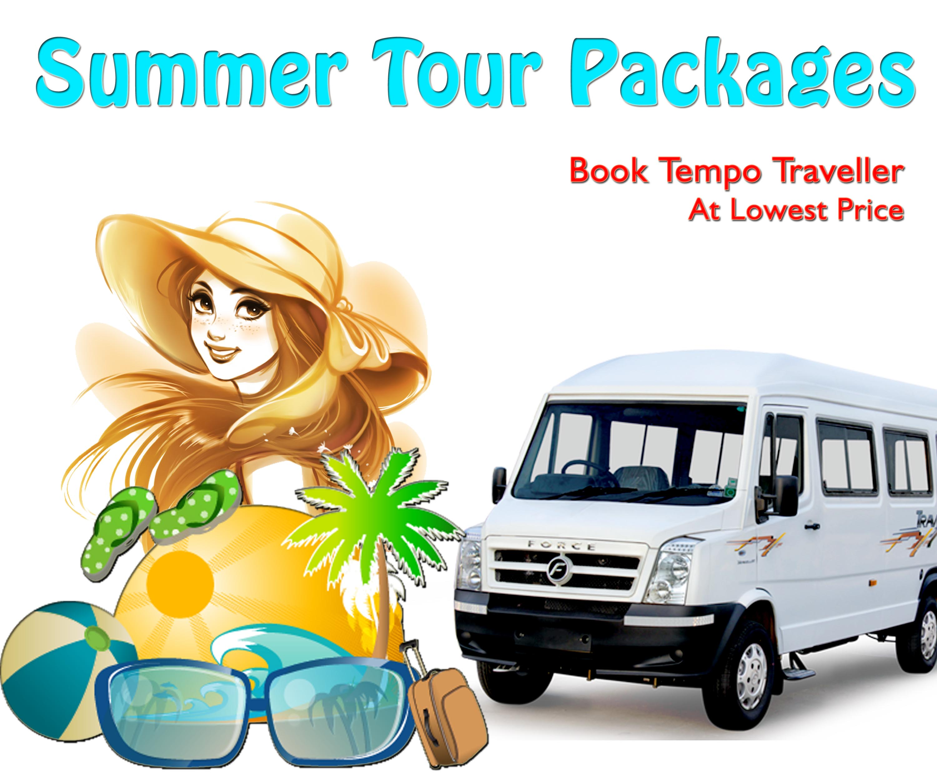18 Seater Tempo Traveller Hire Delhi to Outstation