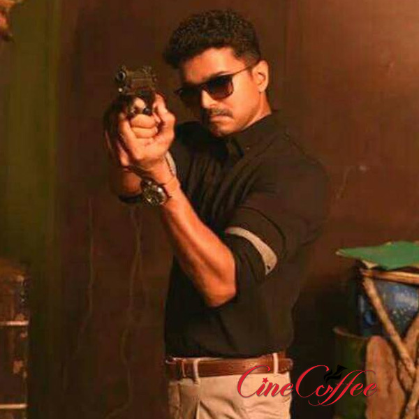 85 days of non-stop Theri mission