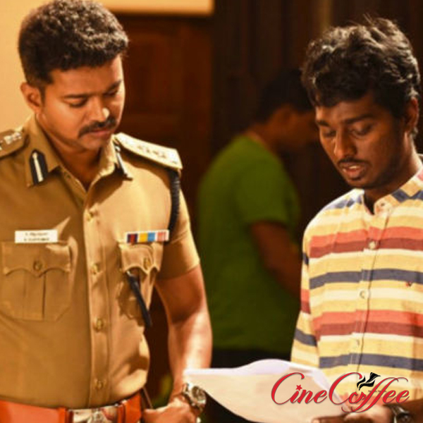 Top player gets into game of Vijays Theri