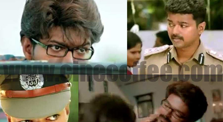 Theri Official Teaser | Vijay | Samantha | AmyJackson