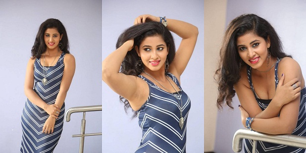 Pavani Stills At Lovers Club Pre Release Event | All Indian Models