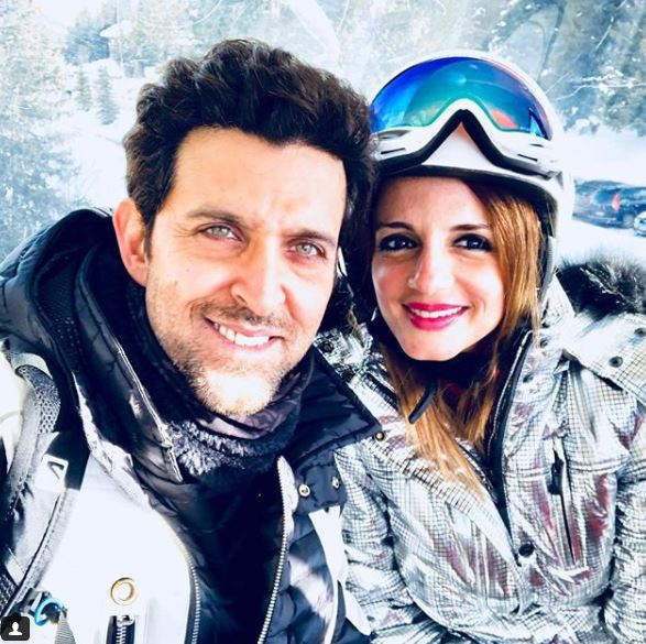 Exes Hrithik Roshan and Sussanne Khan to remarry? | All Indian Models