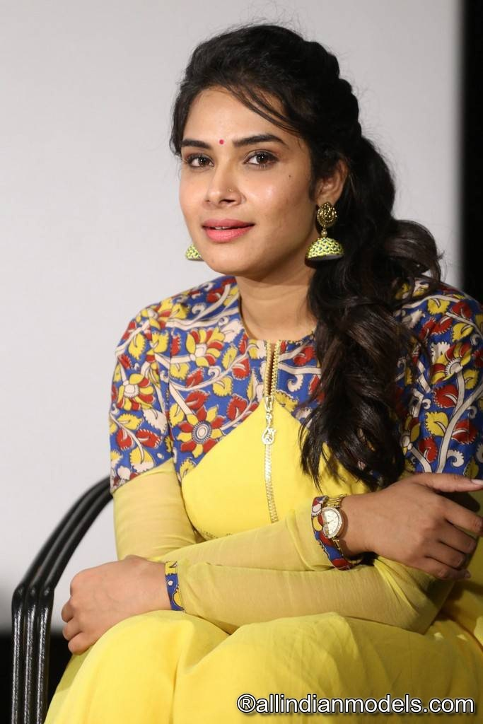 Hariteja Stills At Operation 2019 Movie First Look Launch | | All Indian Models