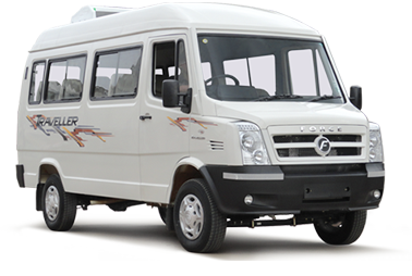 18 Seater Tempo Traveller Hire Delhi to Outstation Places